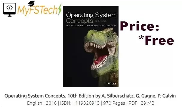 Operating System Concepts Galvin 9th Edition Pdf