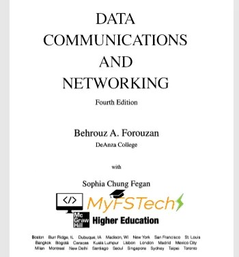 Data Communications And Computer Networks 7th Edition Pdf