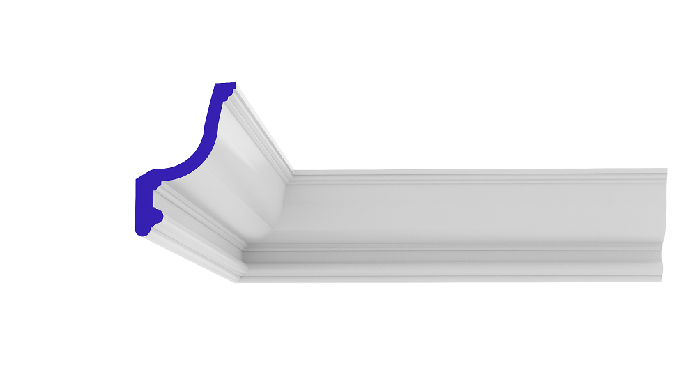 led crown molding collection uplighting