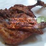 Ayam Taliwang Onik Rinjani : Khas Lombok & Pedasnya Enak Banget!
