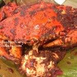 Rasane Seafood Tebet : Kepiting Asap Juara!