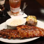 Tony Romas Gandaria City Mall : Baby Back Ribs Yummy