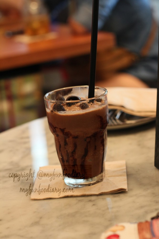 Kitchenette Central Park Mall : Good Food & Cozy Ambience (5/5)