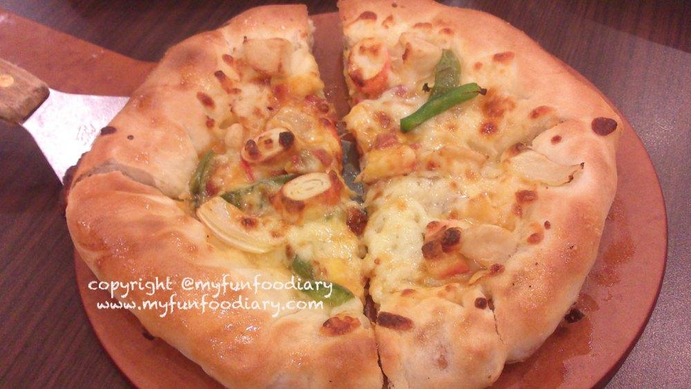 Sensasi Delight Hemat di Pizza Hut (5/6)
