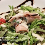 Pizza e Birra Central Park Mall : Healthy Salad & Oreo Shake