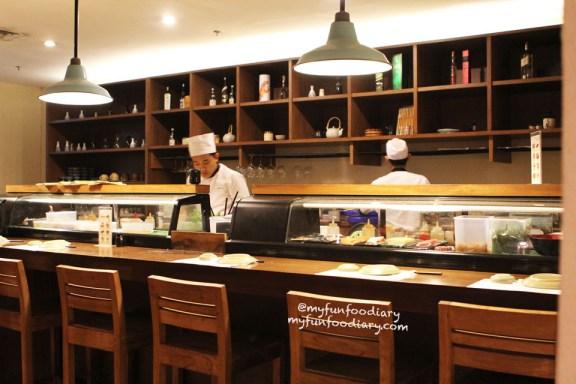 Area Sushi Bar