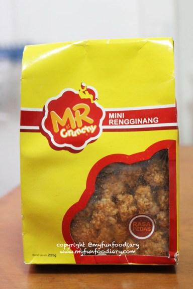 Mr Crunchy Rasa Pedas