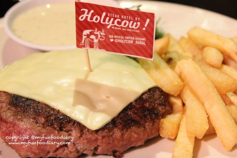 Bergyu Steak