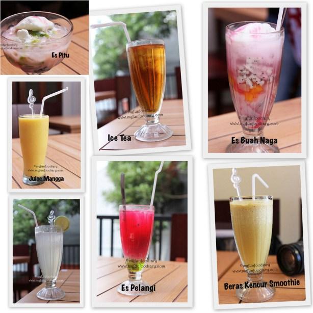 Minuman Special ala Warung Yu Tien