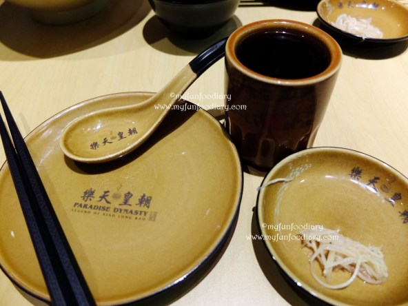 Chinese Tea and table set