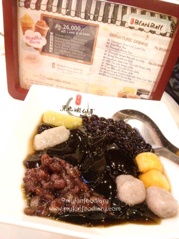 Blackball Signature #1 Original