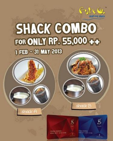 Shack Combo