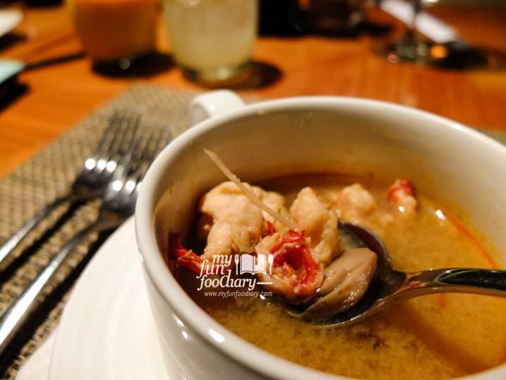Tom Yaam Goong Soup