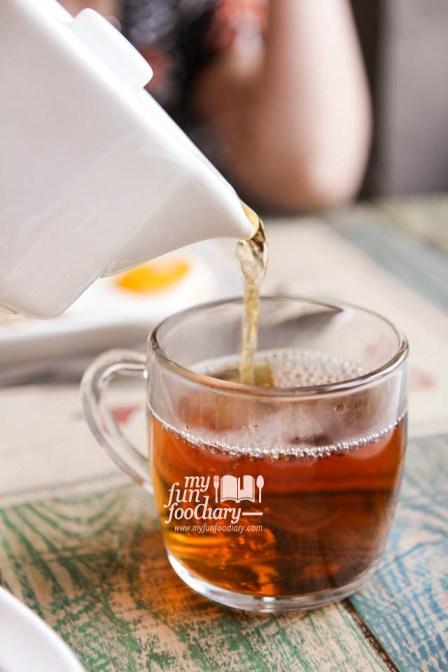 English Breakfast Hot Tea