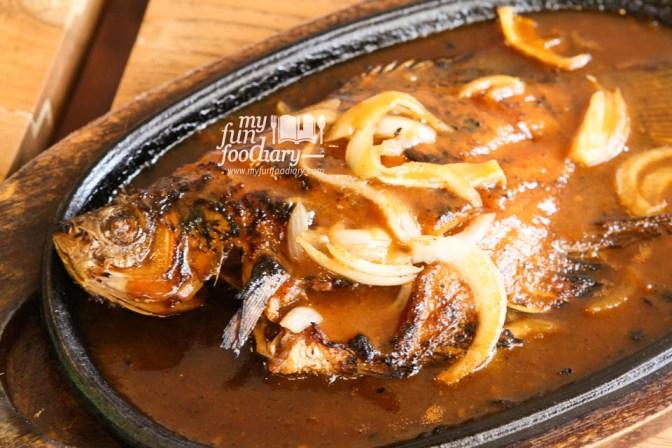 Gurame Bakar Hotplate BBQ