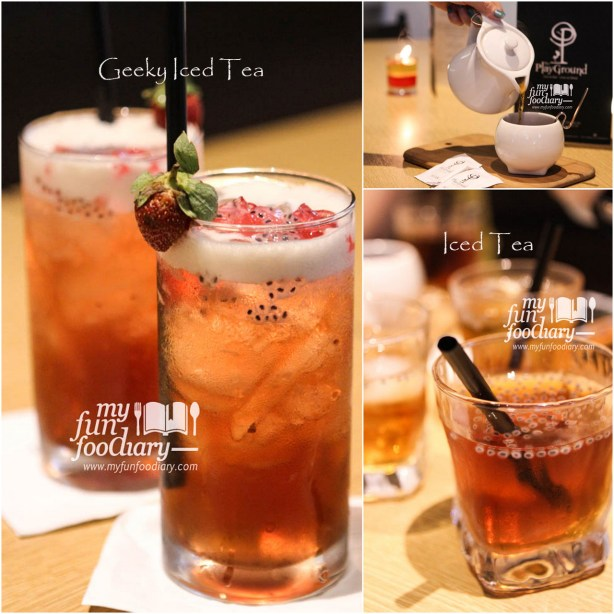 Opening Drink