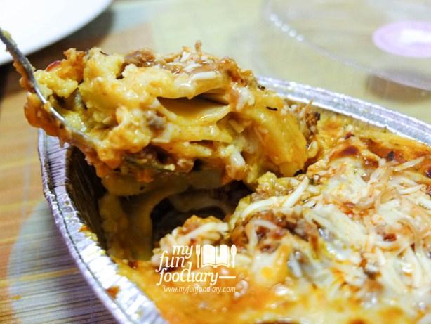 Original Beef Lasagna