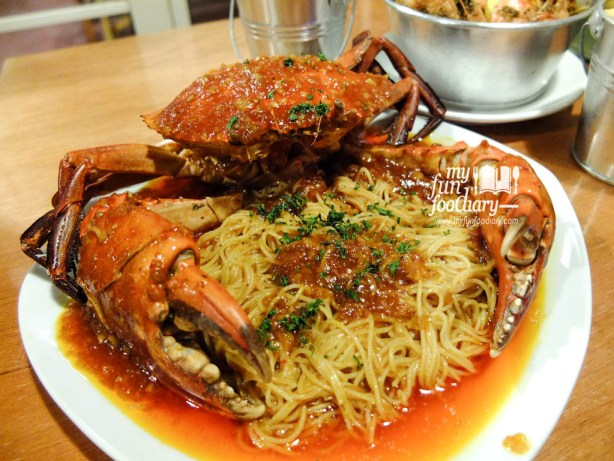 Angel Hair Crab