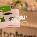 [Quick Post] Starbucks Card Launching Party, Grand Indonesia