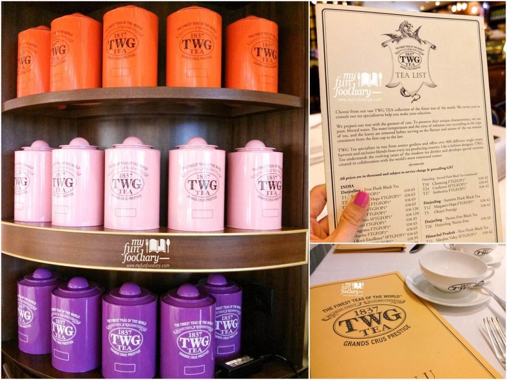 [NEW] TWG Tea Salon & Boutique, Plaza Senayan (2/6)