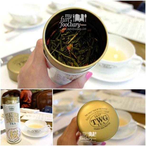 Sakura Tea by TWG Tea