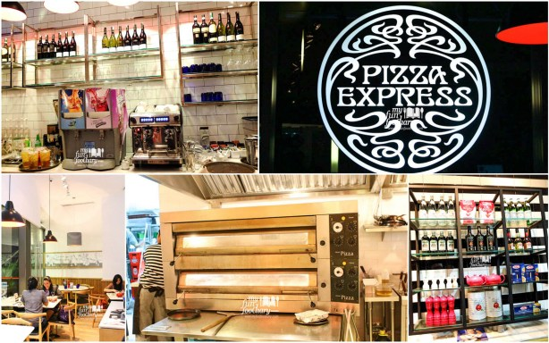 Atribut Decoration di Pizza Express