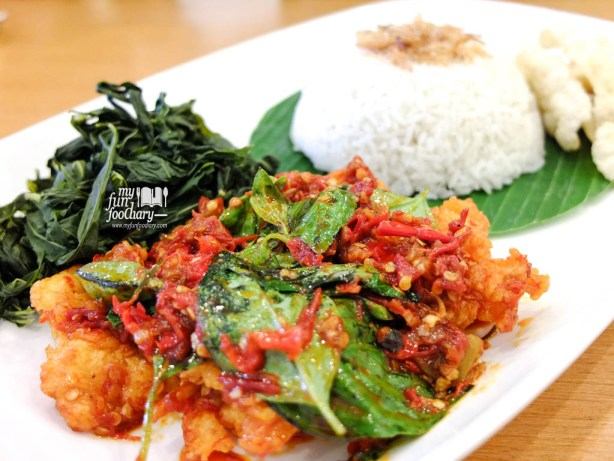 Teras Putih Spicy Fish