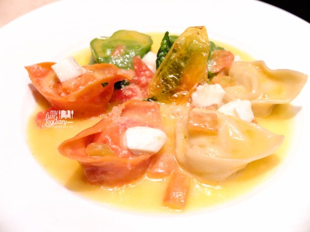 Trilogy of Ravioli, Tortelli, and Cappelleti