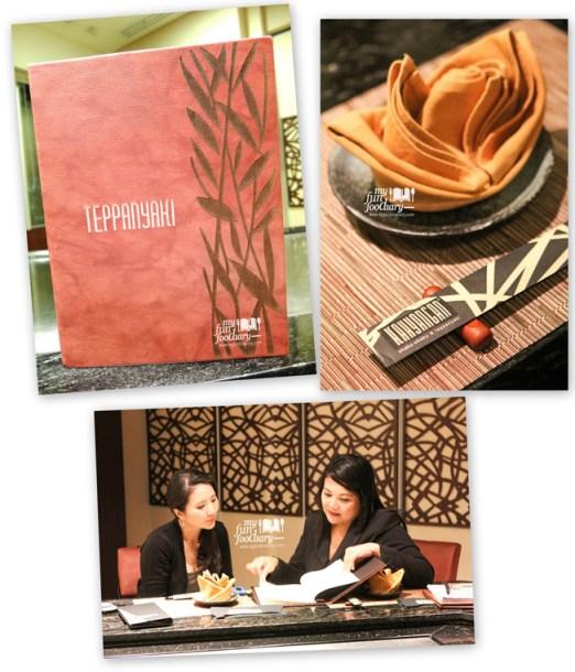 Fine Dining Set at Kahyangan