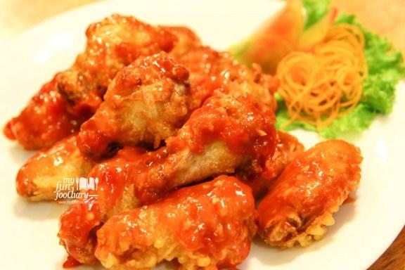 Honey Fried Chicken