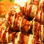 Korean Food at Jeans Chilli Chicken Gandaria City