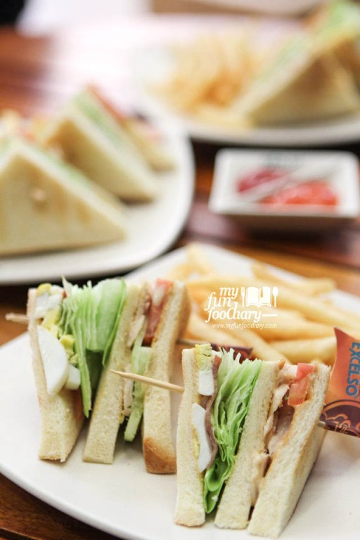 Excelso Club Sandwich