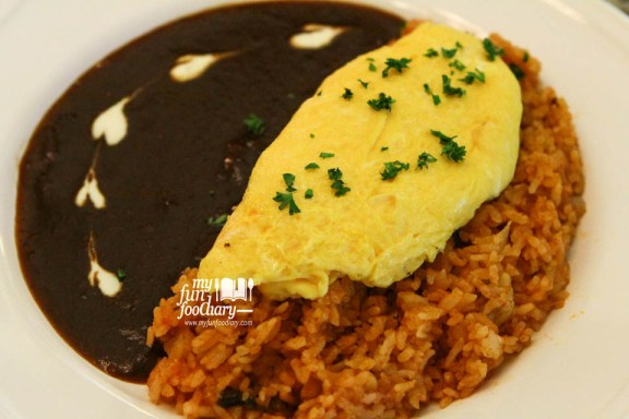 Demiglace Omurice