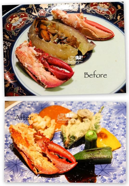 Live Canadian Lobster