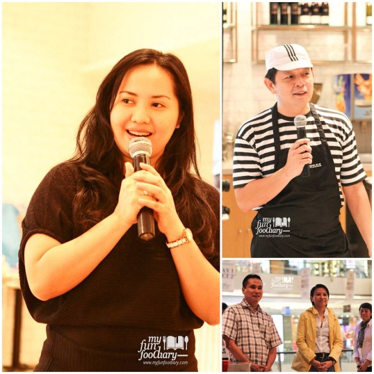 Opening from PR Marketing & Chef Endang