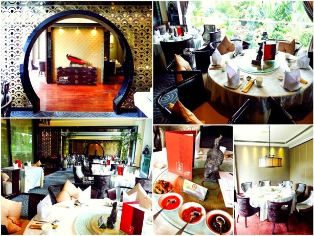 Suasana Restoran di Tien Chao