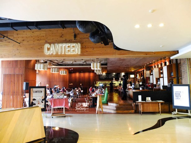 Canteen Plaza Indonesia