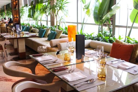 Ambience at Bengawan Restaurant