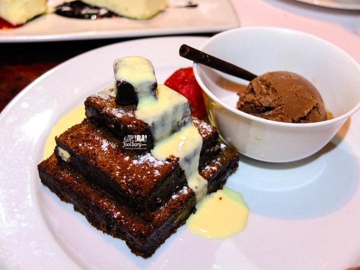 Baked Chocolate Brownies