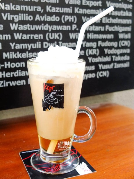 Coffee Flavored Hazelnut