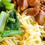 [Kuliner Bandung] Enjoying Mie Ayam and Yamin at Warung Lela