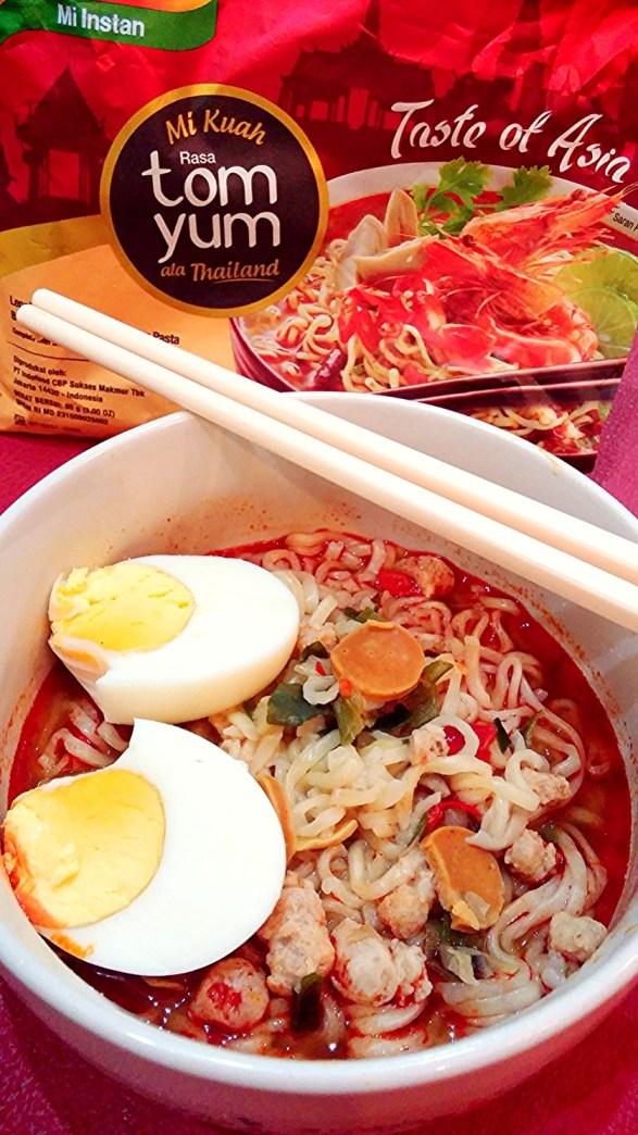 Indomie Taste of Asia Rasa Tomyum