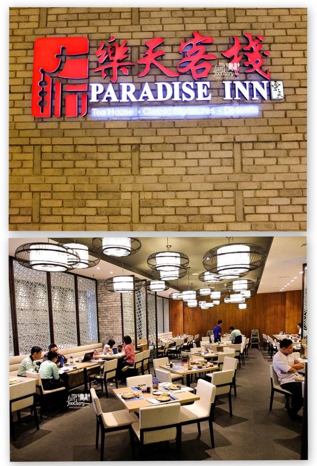 Suasana di Paradise Inn Baywalk 1
