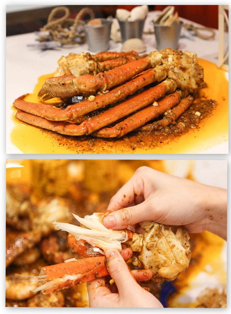 [NEW RESTO] Amazing Louisiana Seafood Style at The Holy Crab (6/6)