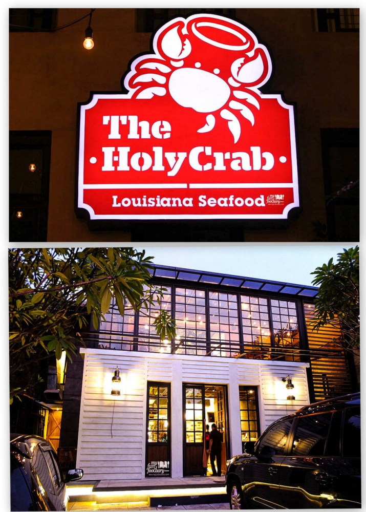 [NEW RESTO] Amazing Louisiana Seafood Style at The Holy Crab (1/6)