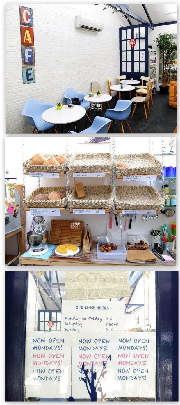 Authentique Bakery Kemang