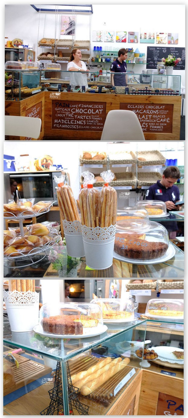 Bakery Station at Authentique