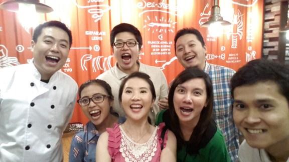 Fun with Tongsis