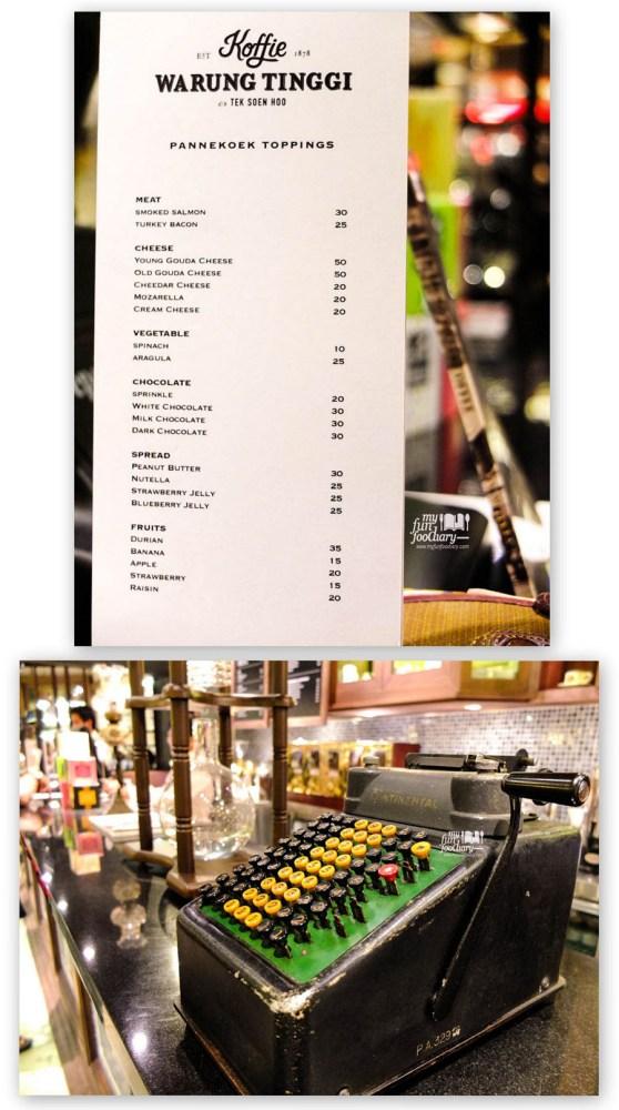 [NEW COFFEE SHOP] Warung Tinggi Koffie d/h Tek Soen Hoo (4/6)