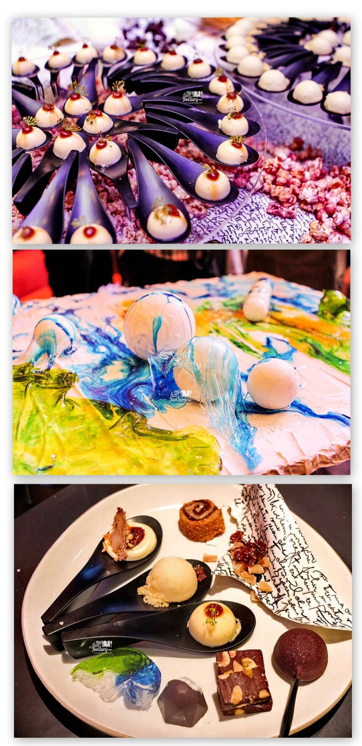 Chocolate Dessert Edible Art 01 handmade by Chef Janice Wong  - by Myfunfoodiary 01